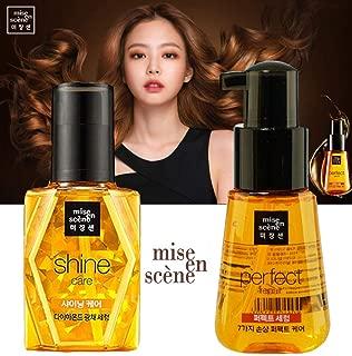 [Mise En Scene] Perfect Repair Serum 70ml/ Diamond serum 70ml/ hair serum/KOREA (Shine serum 1EA)