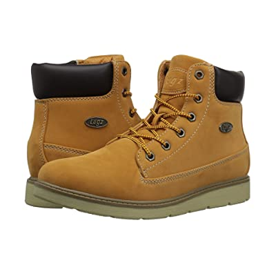 Lugz Quill Hi Wr (Golden Wheat/Bark/Tan/Khaki/Cream) Women