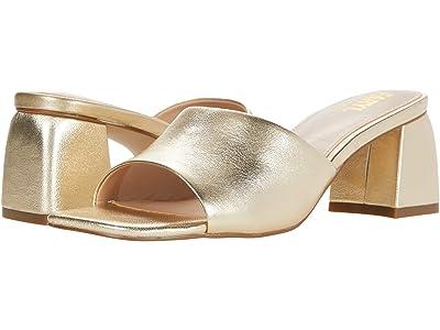 FARYL by Farylrobin Pip (Gold Leather) Women
