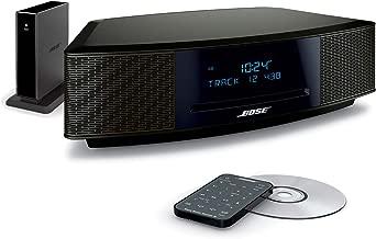 Bose Wave Music System IV Bundle with Bluetooth Adapter II - Espresso Black