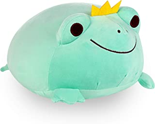 Super Soft Frog Plush, Cute Frog Stuffed Animal with...