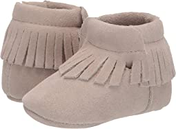 Soft Sole Suede Moccasin (Infant)