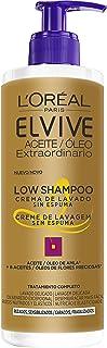LOreal Paris Elvive Low Shampoo Champú para cabello rizado - 400 ml
