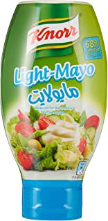 Knorr Light Mayonnaise, 3 x 532 ml