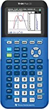 $275 » Texas Instruments TI-84 Plus CE Color Graphing Calculator, Bionic Blue - New