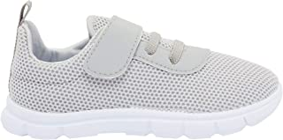 Shoexpress Textured Walking Shoes with Hook and Loop Closure