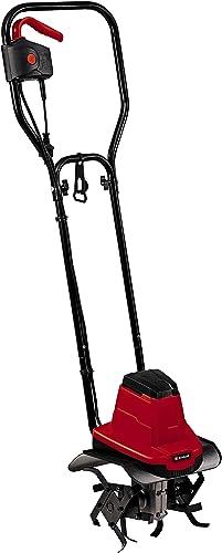 Einhell Motobineuse électrique GC-RT 7530 (750 W, Largeur de travail 30 cm, Profondeur de travail 20 cm, 4 fraises pu...