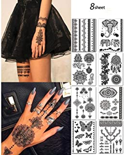 Best black and silver tattoos Reviews