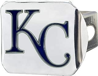 FANMATS MLB - Kansas City Royals Color Hitch - Chrome