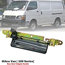 Rear Boot Door Tailgate Handle Fits For Toyota HiAce Van 100 Series LH113 1989-04