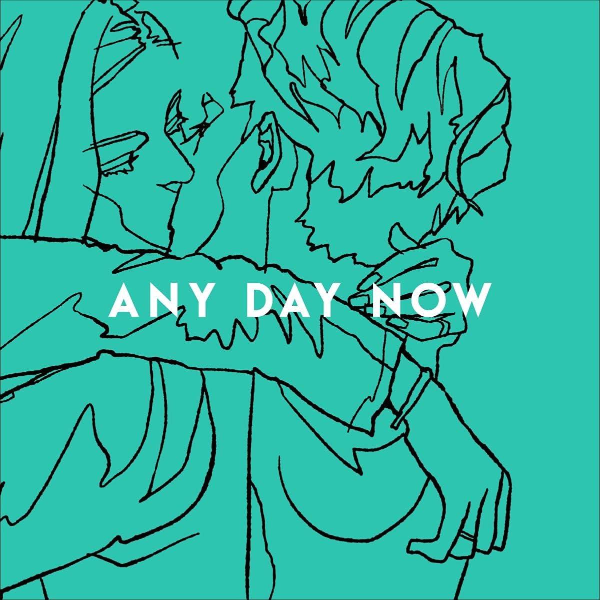 [Album] INORAN – ANY DAY NOW [FLAC + MP3 320 / WEB]