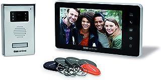 """Visiophone Filaire - Interphone vidéo - Portier vidéo - Vidéophone Porte - Visiophone Connecté avec Écran 7"""" - Interphone ..."""