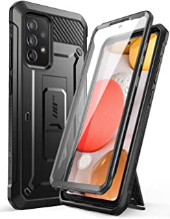 SUPCASE Unicorn Beetle Pro Series Designed for Samsung Galaxy A72 Case, Full-Body Rugged Holster & Kickstand Case with Bui...