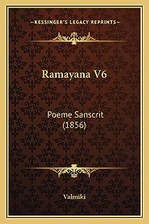 Ramayana V6: Poeme Sanscrit (1856)