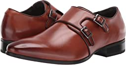 Vance Plain Toe Double Monkstrap