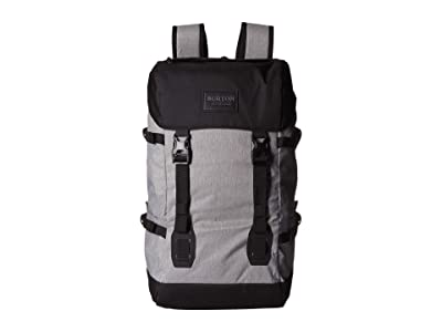 Burton Tinder 2.0 Backpack (Gray Heather) Backpack Bags