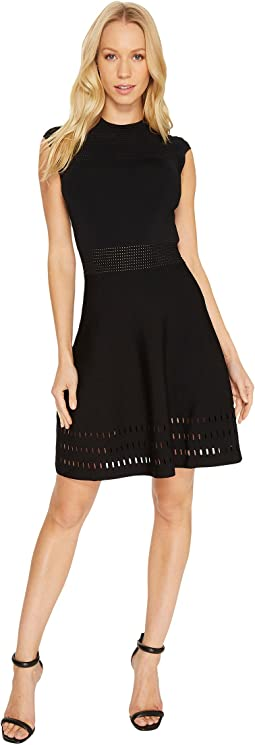 Ted Baker - Aurbray Knitted Skater Dress