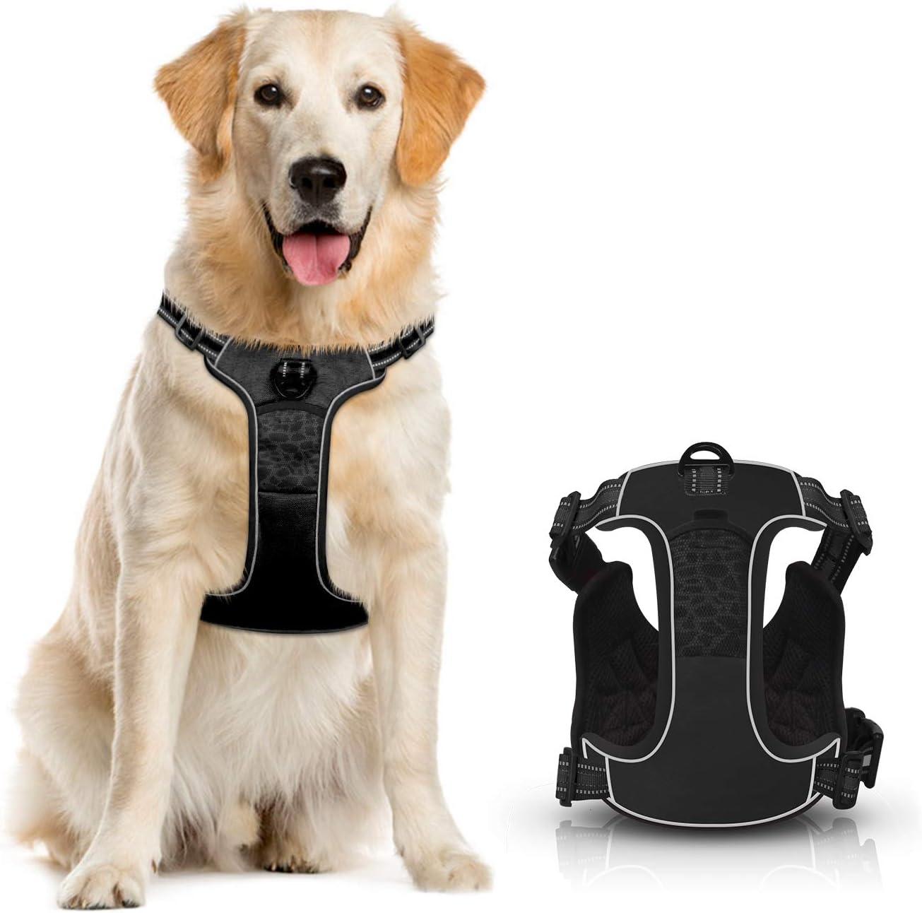 67i No Pull Dog unisex Harness w Pet Adjustable Al sold out. Reflective Vest