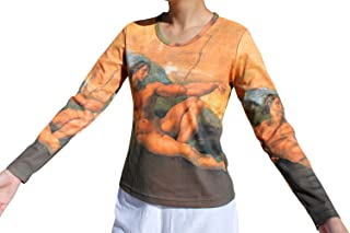 michelangelo creation of adam shirt