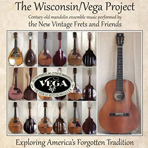 The Wisconsin / Vega Project by The New Vintage Frets on