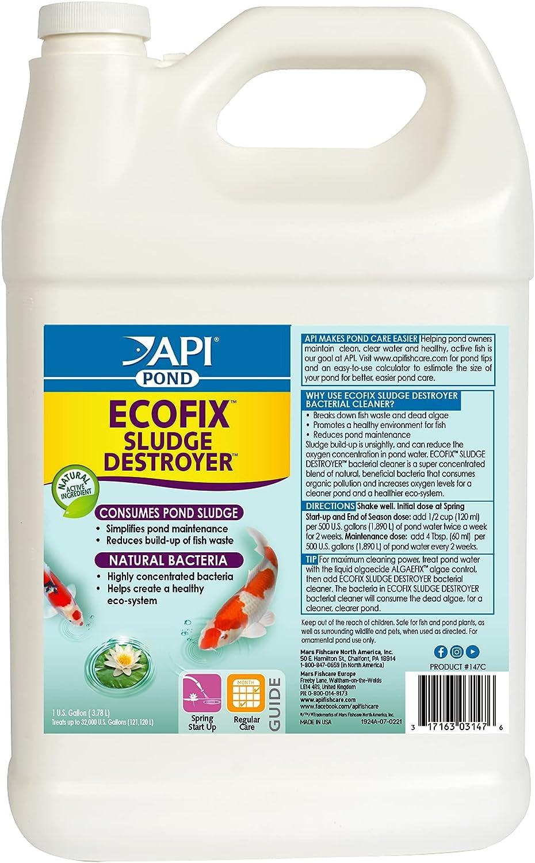 Award-winning store Factory outlet API Pond ECOFIX Sludge Destroyer C Water Bacterial Cleaner