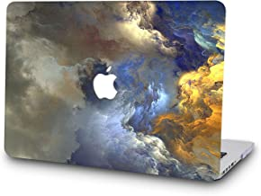 DTangLsm Rubberized Hard Case Shell Cover for MacBook Pro 13