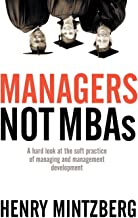 henry mintzberg managers not mbas