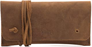 Saddleback Leather Co. Pen/Pencil Case Multipurpose Bag Includes 100 Year Warranty