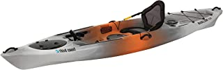 Third Coast Avalon 120 Sit On Angler Kayak (Orange/Gray/White)