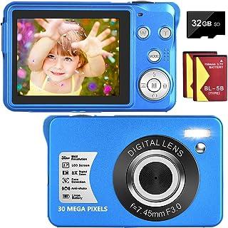Suchergebnis Auf Für Blau Kompaktkameras Digitalkameras Elektronik Foto