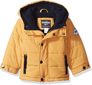 Baby Boys Little Man Puffer Jacket