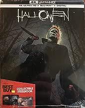 Halloween (2018) 4K, Blu Ray, Digital Limited Edition Steelbook
