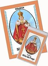 Novena De Niño De Praga para Recuperar la Paz en negocio, Empleo, Hogar; en la Pareja y en Todo Lugar. (Corazón Renovado)