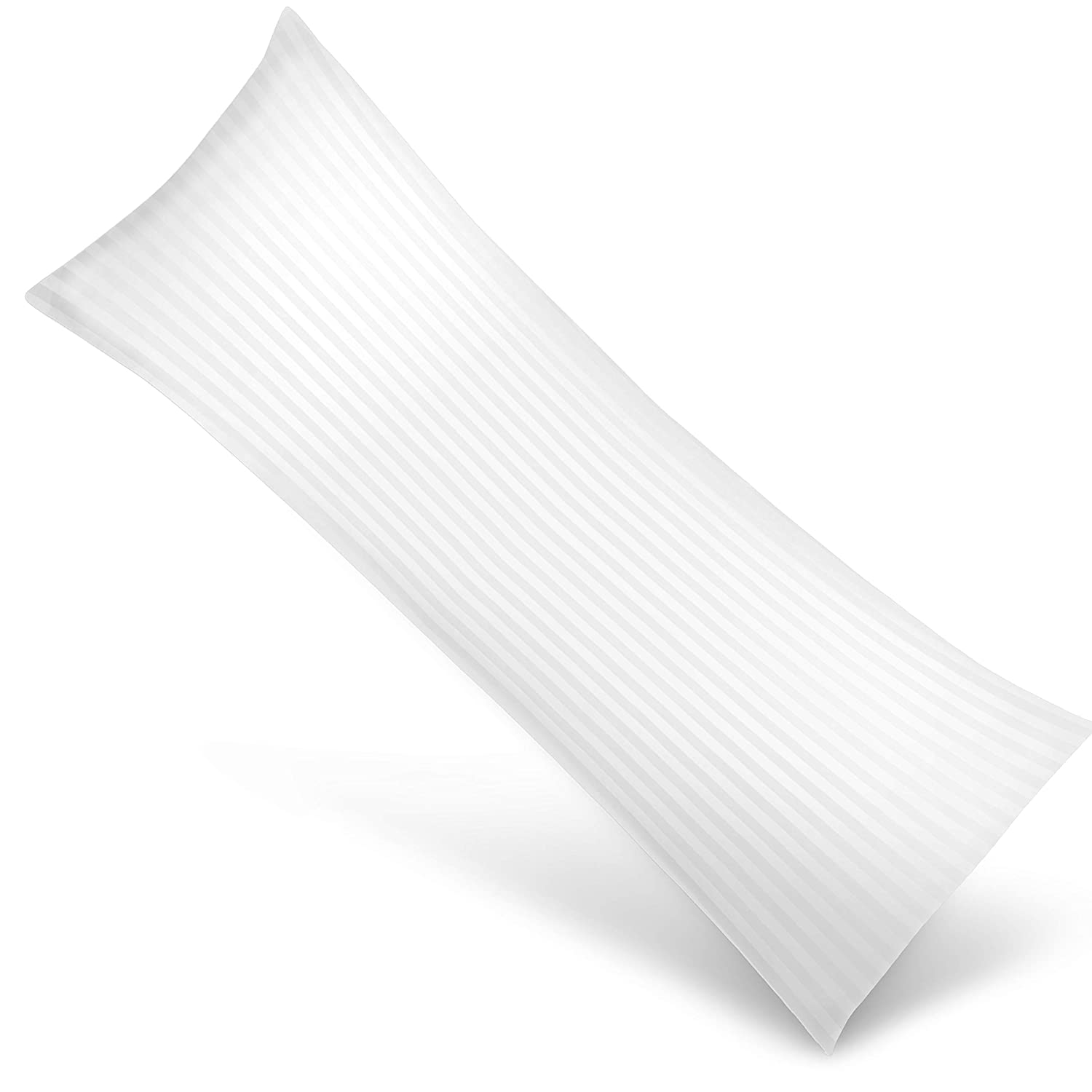 Ultra Soft Body Pillow - Long Side Sleeper Pillows - 100% Cotton Cover with  Soft Polyester Filling - By Utopia Bedding by Utopia Bedding : Amazon.in:  Home & Kitchen