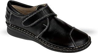 Antar Women's Damen Gesundheitsschuhe, Größe 37, Schwarz Medical Service Shoe, Black, 4.5 UK