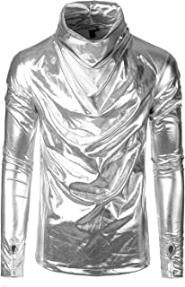 Best silver shirt mens Reviews