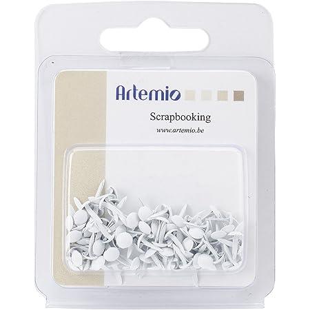 Artemio 11006070 120 Mini brads Green