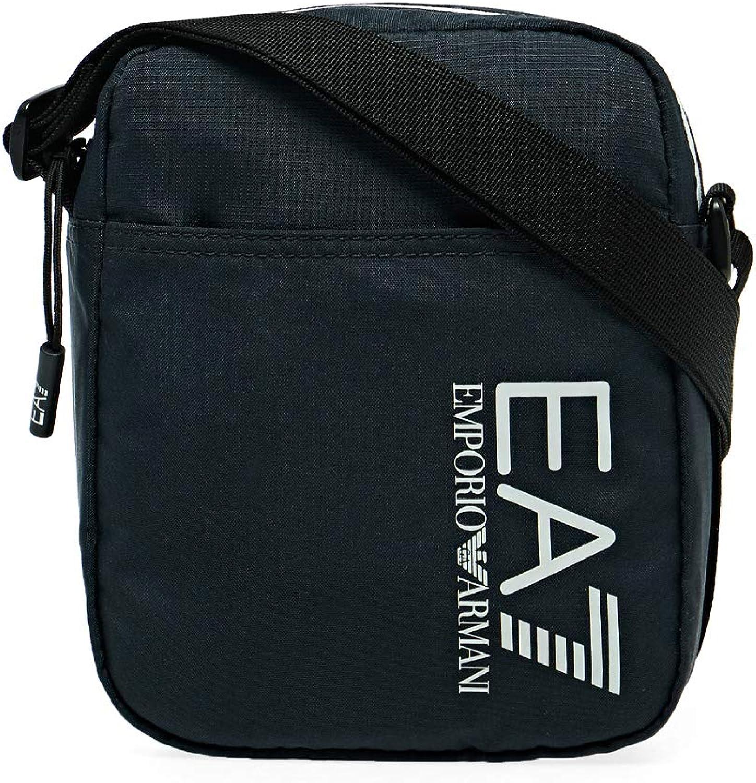 EA7 bolsa de mensajero para hombre