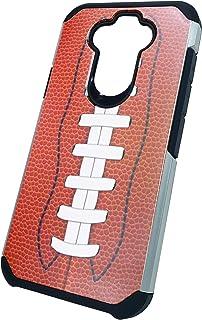 DALUX Hybrid Slim Phone Case Compatible with LG Aristo 5 / Aristo 5 Plus/Fortune 3 / Rebel 5 / Tribute Monarch / K8X (2020...