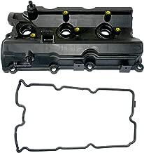 Roadstar 13264-8J102 Engine Valve Cover & Valve Cover Gasket & Spark Plug Tube Seals Fits for Nissan Altima/Maxima/Murano I35 2002-2007 (Right - Passenger Side)