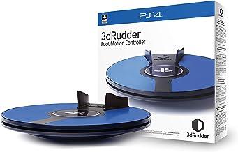 3drudder PlayStation VR - Controller di Movimento per i Piedi - PS VR - Prodotto con licenza ufficiale PlayStation