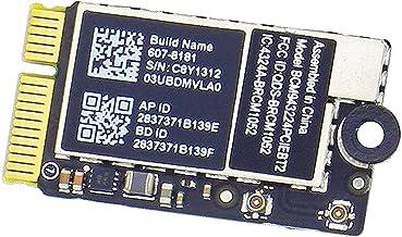OLVINS BCM943224PCIEBT2 WiFi Bluetooth Aeropuerto Tarjeta de Red inalámbrica para MacBook Air 11