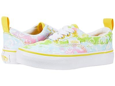 Vans Kids Era Elastic Lace (Little Kid) ( Girls Shoes