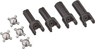 Traxxas 4949X Short Heavy-Duty Half-Shafts with Metal U-Joints