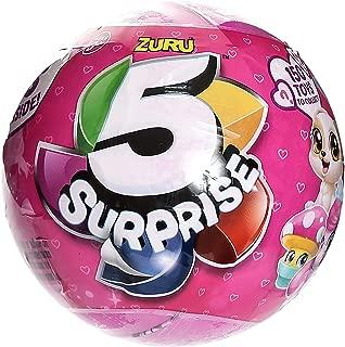 Zuru 7702 Five Surprise Toy Box - 3 Years & Above