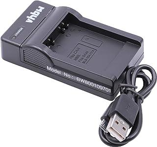 vhbw Micro USB Cable de Carga para cámara Canon Powershot SX520 HS SX530 HS SX600 HS SX610 HS SX700 HS SX710 HS.