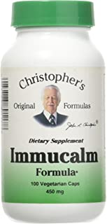 Dr. Christopher Immucalm, 100 Count