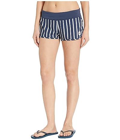 Roxy Endless Summer Print Boardshorts (Evening Sand Sporty Stripes) Women