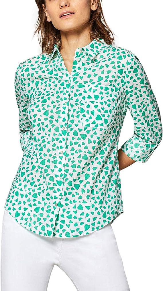 Esprit Blusa para Mujer: Amazon.es: Ropa y accesorios
