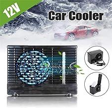 Dispositivo di Raffreddamento di Aria Portatile di velocit/à 12V 2 per la casa Automobile Garsent Mini condizionatore dAria dellautomobile Ufficio allaperto ECC.